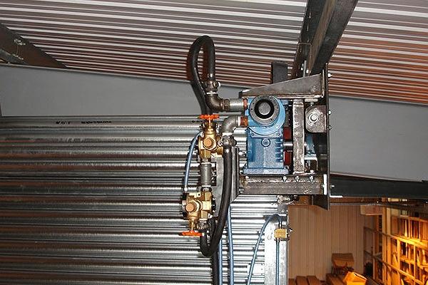 تعمیرات کرکره های برقی
